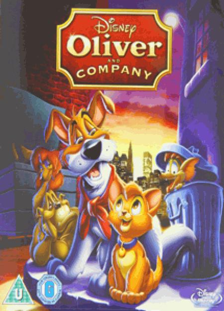 [DVD] オリバー ニューヨーク子猫ものがたり