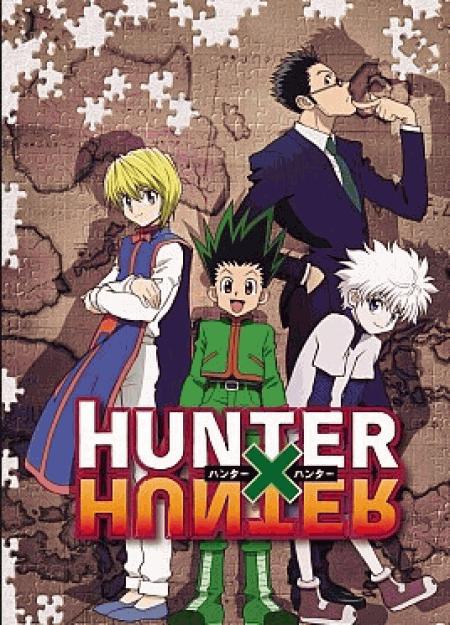 [DVD] HUNTER×HUNTER 2011 (1-148)